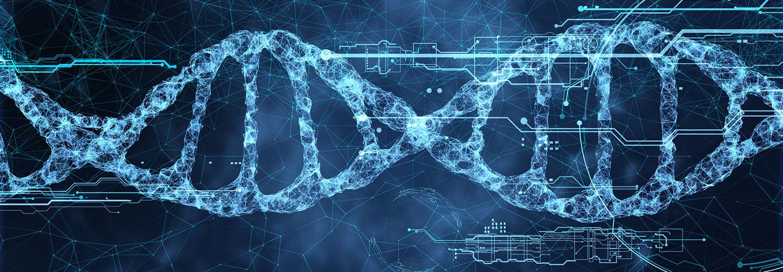 DNA technology hologram