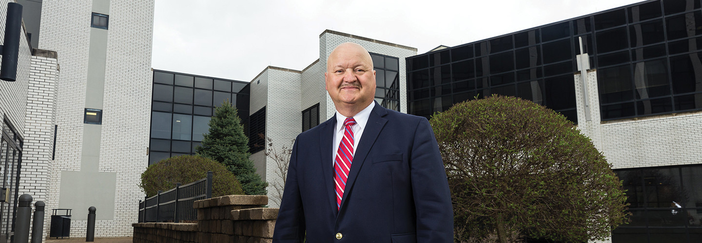 Methodist Hospital's Randy McCleese