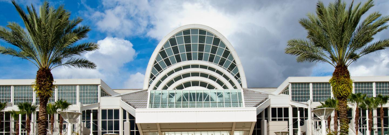 Orange County Convention Center in Orlando, Fla.