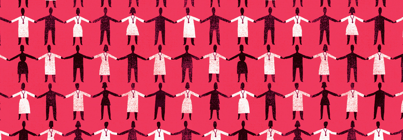 Doctors and Nurses concept art