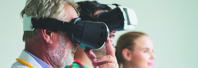VR surgery