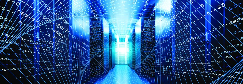Futuristic data center