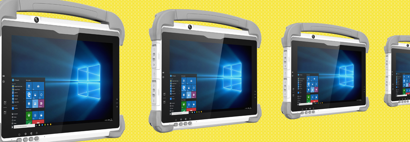 DT Research 301MD Rugged 2-in-1