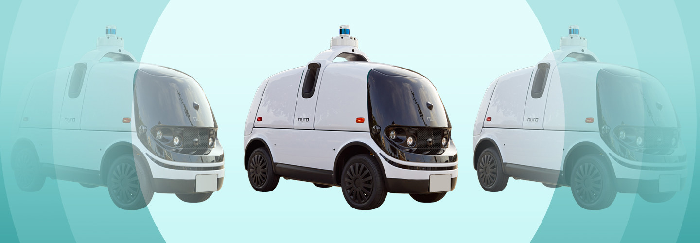 self-driving vehicle