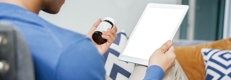 patient tablet