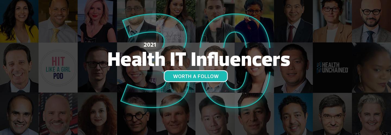 HealthTech Influencers 2021