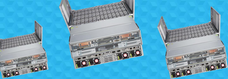 The Cisco UCS S3260 Storage Solution