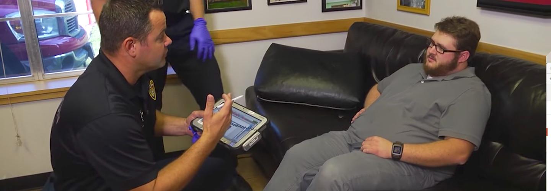 Houston's Mobile Telehealth Service Helps First Responders Streamline Care