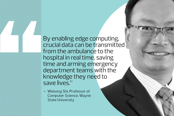 Quote from Weisong Shi, Professor of Computer Science, Wayne State University