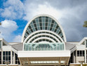 Orange County Convention Center in Orlando, Fla.