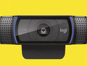 The Logitech C920 HD Pro Webcam
