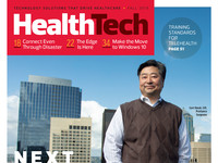HealthTech Magazine Fall 2019