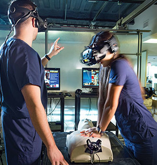 VR technology will help MedStar Health cut training costs, says William Sheahan, director of the organization's Simulation Training & Education Lab.
