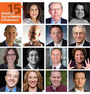 15 Health IT Social Media Influencers Worth a Follow