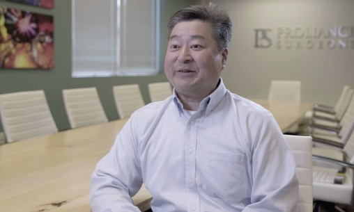 Curt Kwak, CIO, Proliance Surgeons