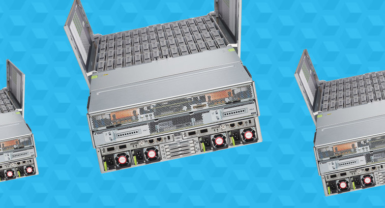 The Cisco UCS S3260 Storage Solution