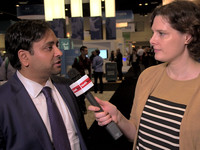 Nick Patel Palmetto Health-USC Medical Group HIMSS 2017