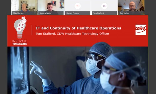 IT and Continuity of Healthcare Operations