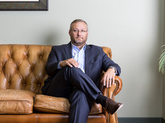 StoneGate Senior Living CIO Clay Aiena
