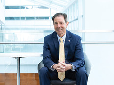 Penn Medicine Senior Vice President and CIO Michael Restuccia