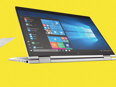 The HP EliteBook x360 1030 G3