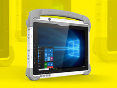 DT Research 301MD Rugged 2-in-1 Medical Tablet
