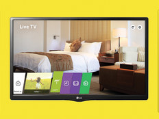 LG 24-inch UL Hospital Grade Pro:Centric Smart TV