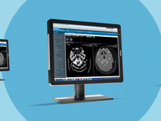 Barco Eonis Monitors are DICOM compatible and an ideal display for medical image viewing.